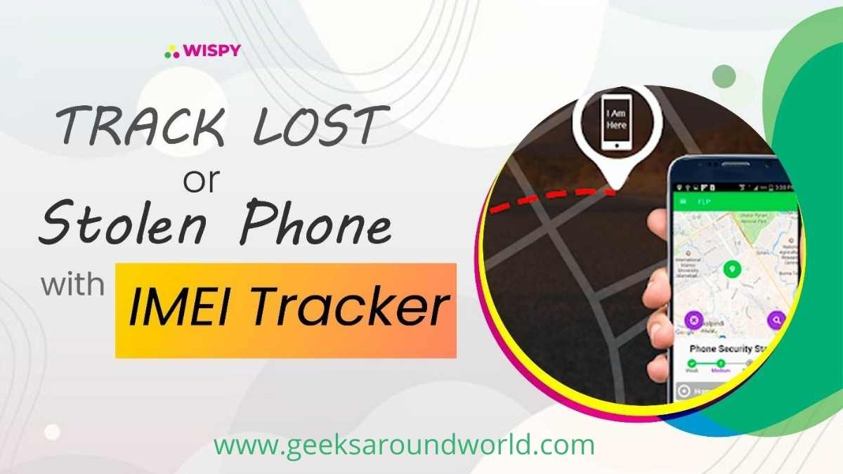 Track Lost Or Stolen Phone