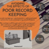 What are the Symptoms of Poor Records Management