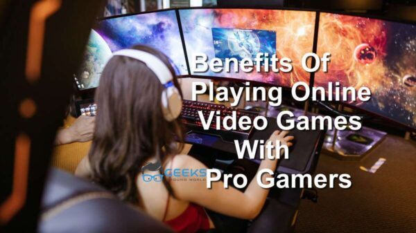 Playing Online Video Games With Pro Gamers