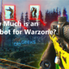 How Much is an Aimbot for Warzone?