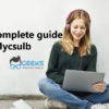 A Complete guide to Mycsulb