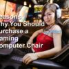 Gaming Computer Chair